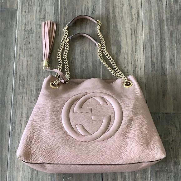 Gucci Handbags - Gucci Soho Chain Handbag
